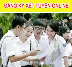 đăng ký sét tuyển online